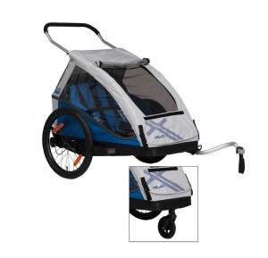Fahrrad-Kinder-Anhänger XLC Mod. 2016 - Rennrad kaufen & Mountainbike kaufen - bikecenter.de