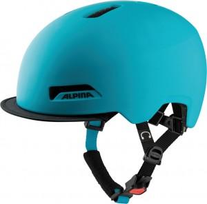 Cykl.helma Alpina Brooklyn petrol mat. vel.52-57cm
