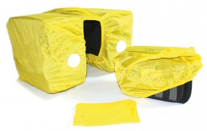 Protection anti-pluie XLC sacoche de cintreTraveller serie