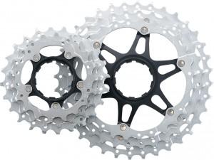 Zahnkranz-Kassette Shimano CSM771 - Rennrad kaufen & Mountainbike kaufen - bikecenter.de