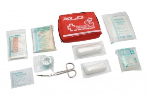 XLC Erste-Hilfe-Verbandtasche FA-A01 - Pulsschlag Bike+Sport