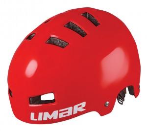 Cyklistická helma Limar 360° Teen, cervená vel.M (52-59cm)