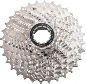 Zahnkranz-Kassette Shimano CSHG 500 - Bikesport Scheid - Ihr Fahrradfachgeschäft im Saarland