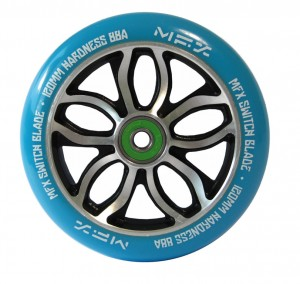 Madd Gear MFX Switchblade modré 120mm (ks)
