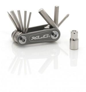 XLC Multitool Nano TO-M08 - Bikesport Scheid - Ihr Fahrradfachgeschäft im Saarland