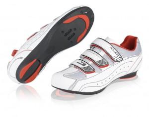 Chaussures Route XLC Comp ''Tour'' CB-R03 blanches