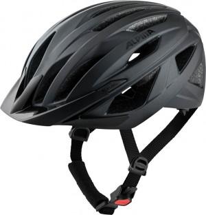 Cykl.helma Alpina Delft Mips cerná mat. vel.51-56cm