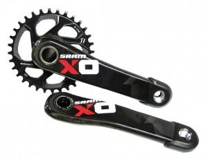 KRG Sram X01 Rot X-Sync, GXP, 11-fach - Rennrad kaufen & Mountainbike kaufen - bikecenter.de