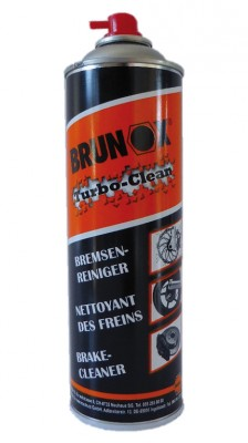 Bremsenreiniger Brunox Turbo-Clean - BikesKing e-Bike Dreirad Center Magdeburg