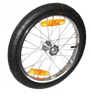 Laufrad 16´´ kpl. mit Bereifung per Stück - Pulsschlag Bike+Sport