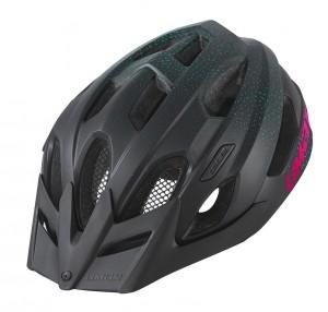 Cyklistická helma Limar Berg-EM vel.M (52-57cm) černá/pink