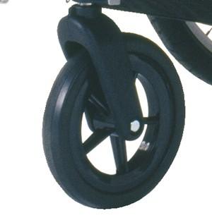 ZweiPlusZwei - Buggyrad inkl. Haltebolzen f. Kinderanh. f�r Croozer 535/737 bis Mod.2008