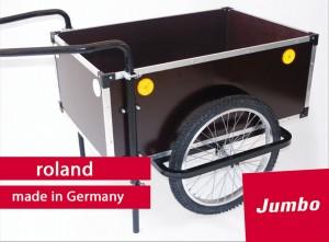 Anhänger Roland Jumbo 20´´ Doppeldeichsel - BikesKing e-Bike Dreirad Center Magdeburg