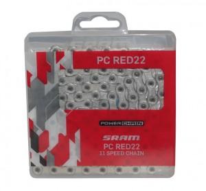 Schaltungskette Sram PC Red22 HollowPin - Rennrad kaufen & Mountainbike kaufen - bikecenter.de