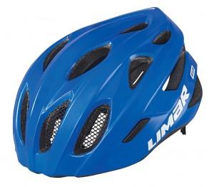 Cyklistická helma Limar 555, modrá vel.L (57-62cm)
