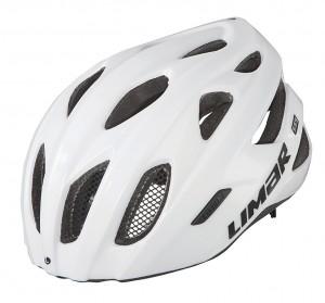 Cyklistická helma Limar 555, bílá vel.L (57-62cm)