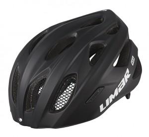 Cyklistická helma Limar 555, matná cerná vel.L (57-62cm)