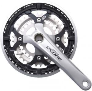 KRG Shimano Deore 26/36/48 Zähne 175mm - Rennrad kaufen & Mountainbike kaufen - bikecenter.de