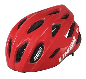 Cyklistická helma Limar 555, cervená vel.L (57-62cm)