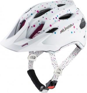 Fahrradhelm Alpina Carapax JR - Pulsschlag Bike+Sport