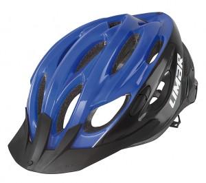 Cyklistická helma Limar Scrambler, modrá/cerná vel.L (57-61cm)