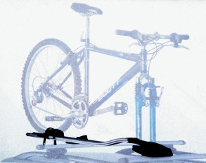 Support v lo outride 561 thule alu p argent for Thule 1254