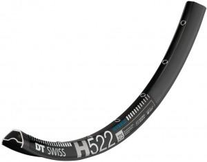 Felge DT Swiss H 522 27.5´´/25mm schwarz - Pulsschlag Bike+Sport
