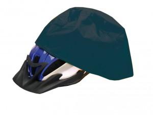 Hock - Regenschutzhaube f�r Fahrradhelm schwarz