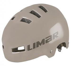 Cyklistická helma Limar 360°, pastelová hnedá vel.M (52-59cm)