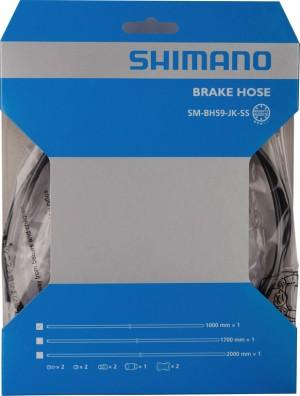 Scheibenbremsleitung Shimano SMBH59 - Rennrad kaufen & Mountainbike kaufen - bikecenter.de