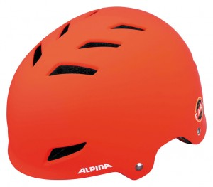 Fahrradhelm Alpina Park Junior - Pulsschlag Bike+Sport