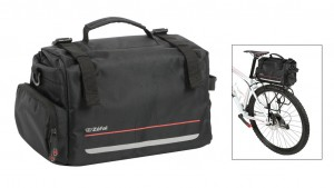 Gepäckträgertasche Zefal Z Travel 60 - Pulsschlag Bike+Sport