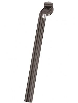 Tige de selle alu 350 mm noire Ø 26,0 mm