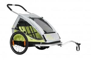 Fahrrad-Kinder-Anhänger XLC Mod. 2018 - Pulsschlag Bike+Sport