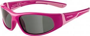 Slunecní brýle Alpina Flexxy Junior Obroucky - ružová sklo cerná
