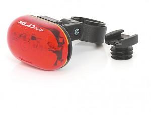XLC Comp Rückleuchte Oberon 5X CL-R09 - Pulsschlag Bike+Sport