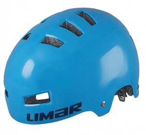 Cyklistická helma Limar 360° Teen, modrá vel.M (52-59cm)