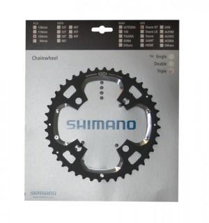 Kettenblatt Shimano 44 Z. LK 4x104mm - Rennrad kaufen & Mountainbike kaufen - bikecenter.de