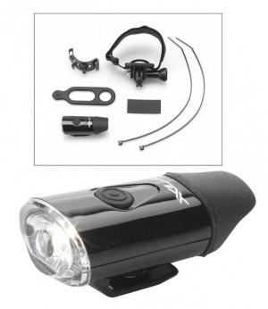 XLC Helmlampe CL-F23 - Pulsschlag Bike+Sport