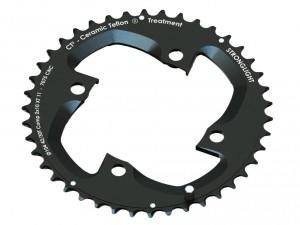 plateau VTT Shimano 2x10 pour XT FC M785 4 bras ext. 44(30) dents
