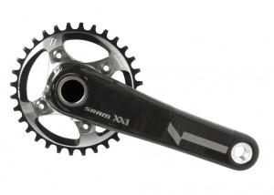 KRG Sram XX1 Boost148 Red X-SyncGXP175mm - Rennrad kaufen & Mountainbike kaufen - bikecenter.de