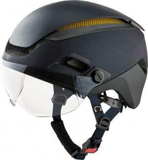 Cykl.helma Alpina Altona M indigo-písek mat. vel.52-57cm