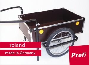 Anhänger Roland Profi 20´´ Doppeldeichsel - BikesKing e-Bike Dreirad Center Magdeburg