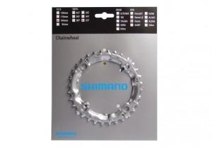 Kettenblatt 32 Z.Stahl silb. LK4x104 - Rennrad kaufen & Mountainbike kaufen - bikecenter.de