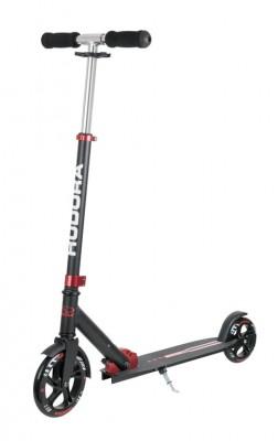 Hudora Bold Wheel L červená/černá