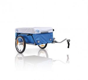 Fahrradanhänger XLC Carry Van Mod.2014 - Rennrad kaufen & Mountainbike kaufen - bikecenter.de