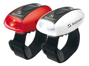 Lampe LED Sigma Micro Combo rouge av.LED rouge+blan.av.LEDblanche