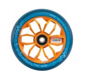 PU-kolecko sk8te4u 0815 Wheels oranžová, kolecko 120mm, za kus
