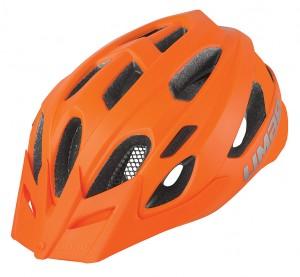 Cyklistická helma Limar Berg-EM, matná oranžová vel.L (57-62cm)