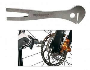 Scheibenbremsen-Richtwerkzeug Trickstuff - Bikesport Scheid - Ihr Fahrradfachgeschäft im Saarland